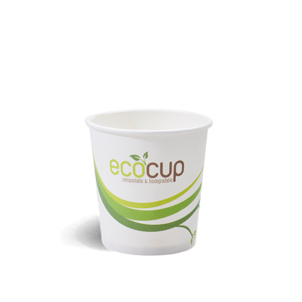 120ml Single Wall Coffee Cup - EcoCup