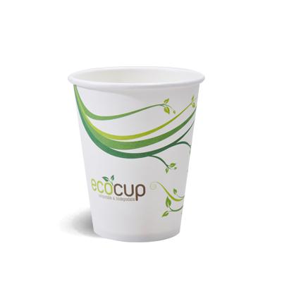 250ml SIngle Wall Coffee Cup - EcoCup