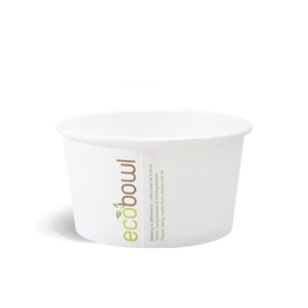 250ml Soup, Salad Bowl - White