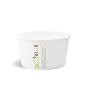 250ml Soup, Salad Bowl - White