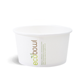360ml Soup,Salad Bowl - White