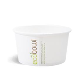 360ml Soup,Salad Bowl - White