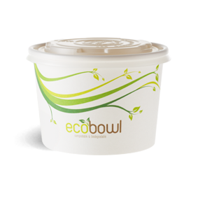 480ml Soup,Salad Bowl - EcoBowl