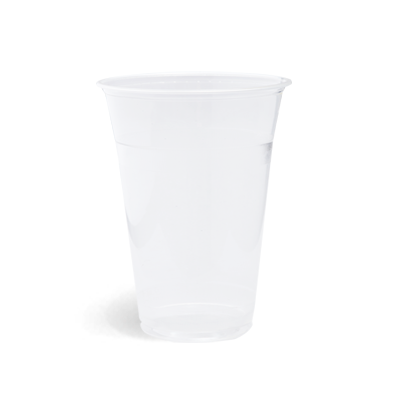 500ml Clear PLA EcoCup