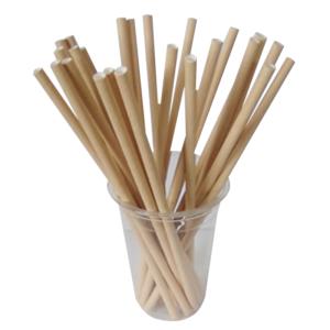 10mm Paper Straw - Kraft