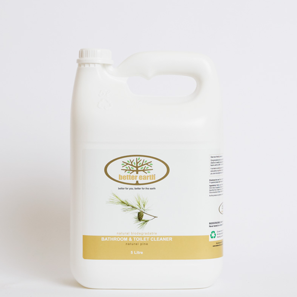 Better Earth Bathroom and Toilet Cleaner