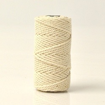 Cotton Twine 304, 2mm, 100g, 33m