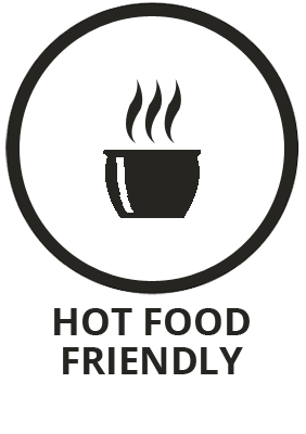 Hot Food Friendly - EcoPack - South Africa
