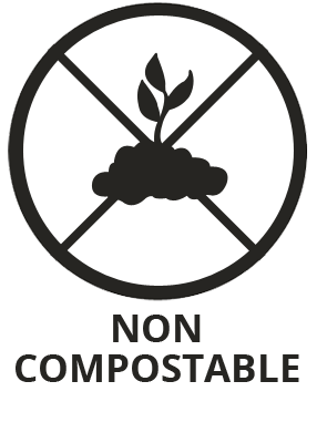 Non Compostable - EcoPack - South Africa