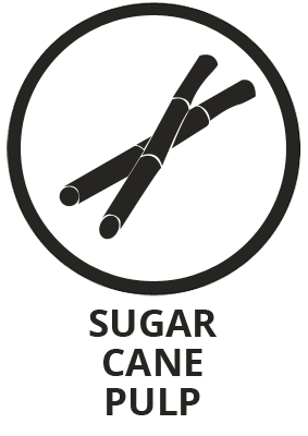 Sugar Cane Pulp - EcoPack - South Africa