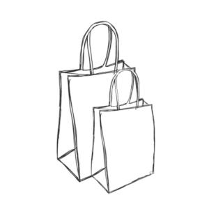 Brown Kraft Bags