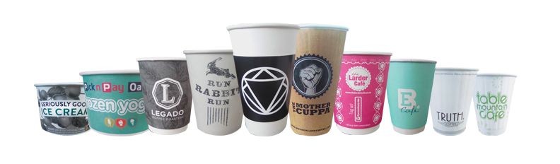 Custom Branding Cups - EcoPack - South Africa