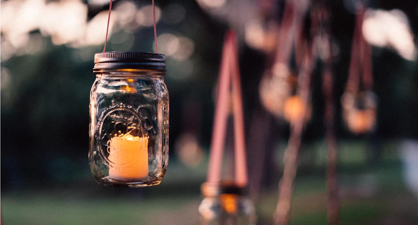 Sustainable Festive Season - Mason Jar