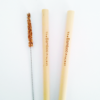 Bamboo Straw Set - 2 Pack (5)